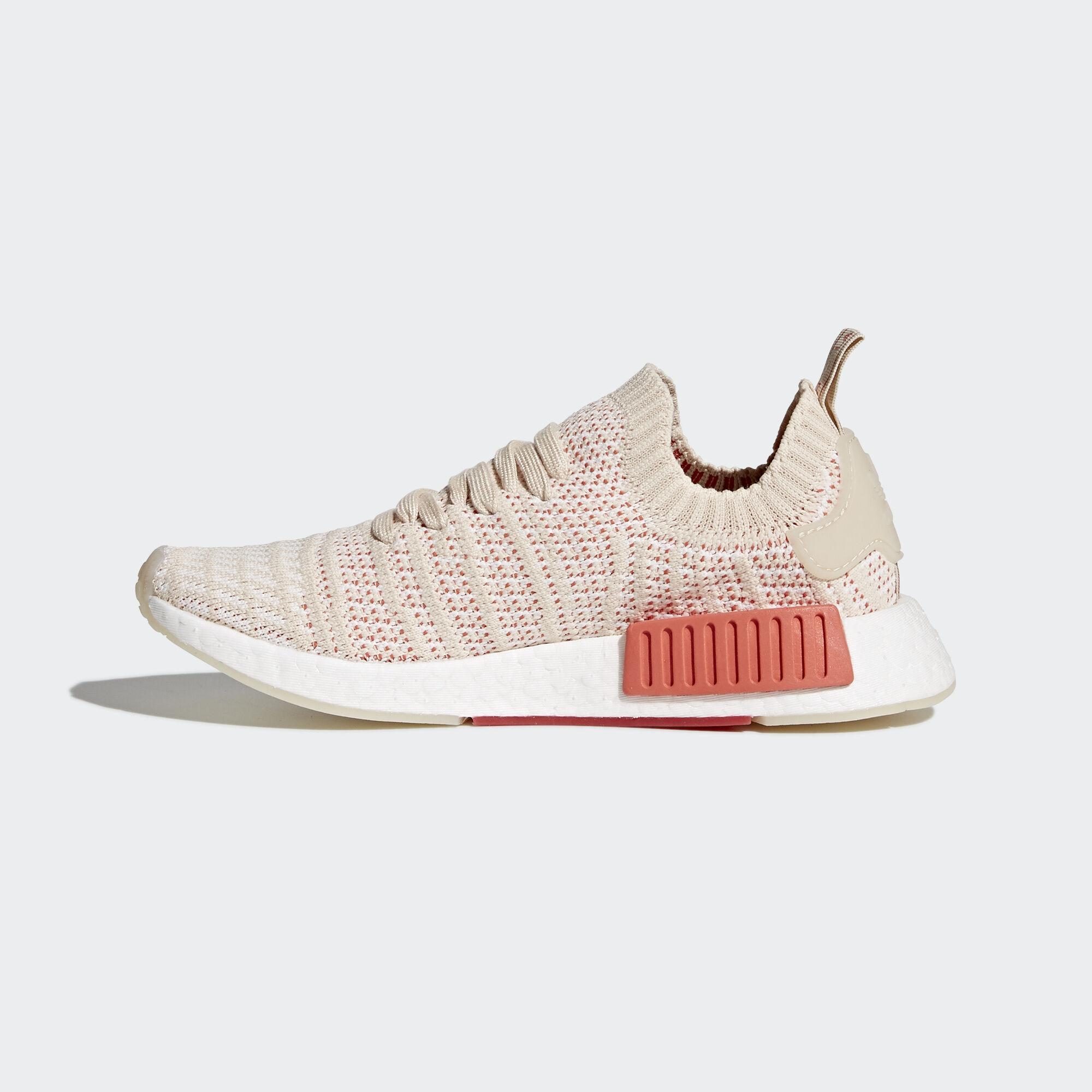 adidas-NMD-R1-STLT-Primeknit-Shoes-Women-039-s