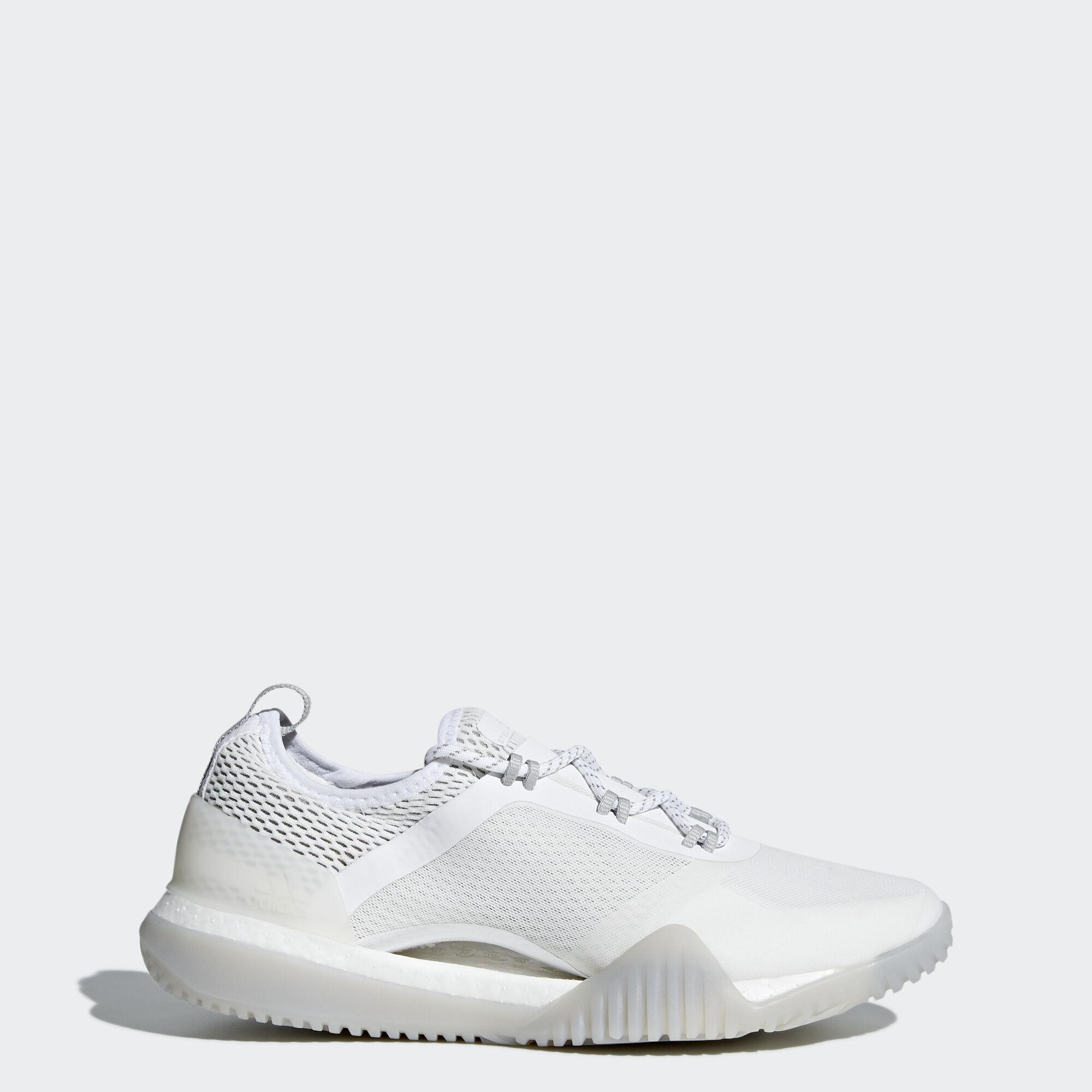 adidas - Pureboost X TR 3.0 Shoes Core White / Stone / Core Black BB6242 ...