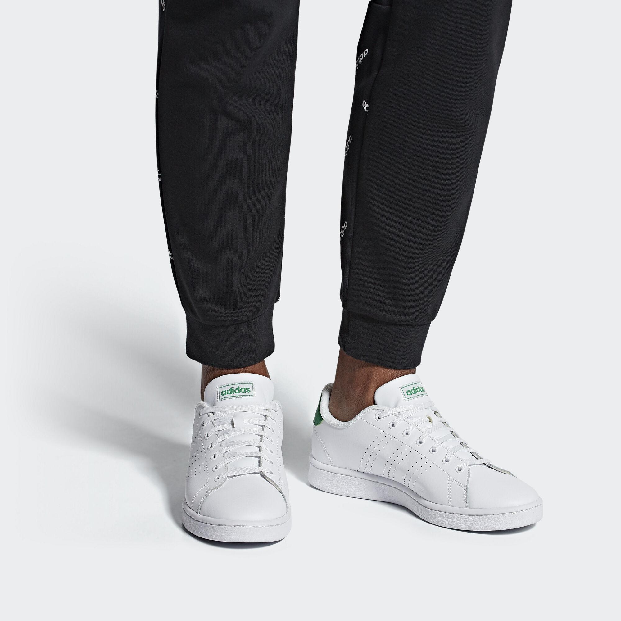 official photos 97b91 4c20c adidas Advantage Shoes - White   adidas US